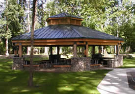 Reservable Picnic Shelter #1