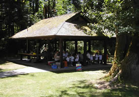 Reservable Picnic Shelter #4